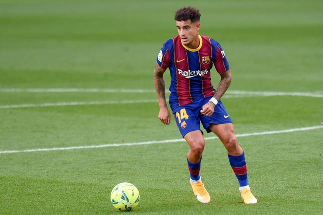 Things haven't even been great for much of Coutinho's time as a Barca player, and he even went on loan to Bayern Munich last season. Image: PA Images