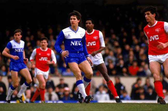 Gary Lineker played for Everton during their successful spell in the mid 1980's. (Image Credit: PA)