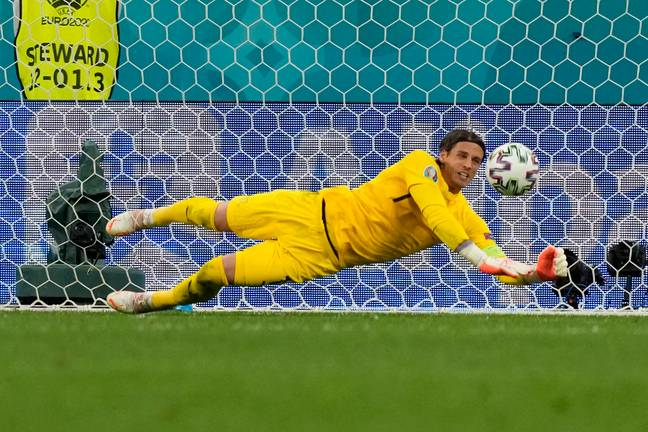 Yann Sommer was a hero even in defeat. Image: PA Images