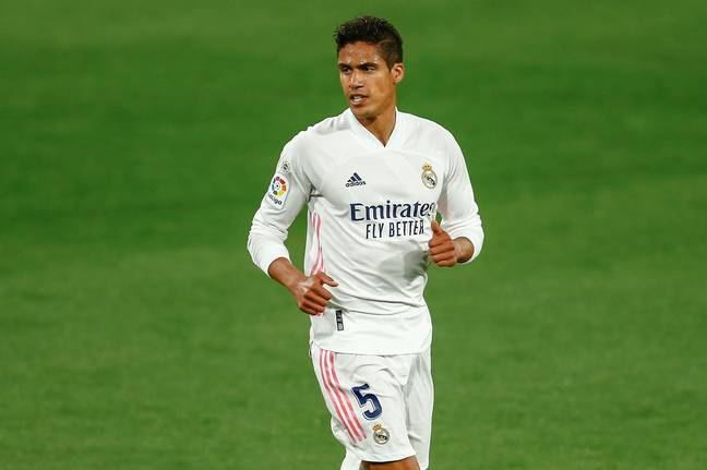 United will hope they can sign Varane despite Ramos leaving the Bernabeu already. Image: PA Images