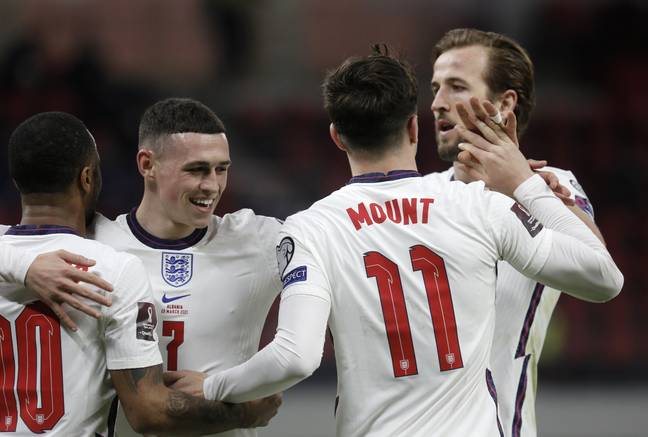 England have emerged as the pre-tournament favourites