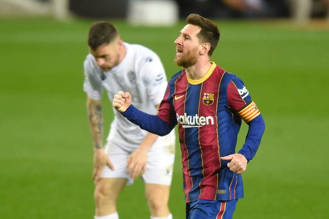 Barcelona are now in the hunt for the league title. Image: PA Images