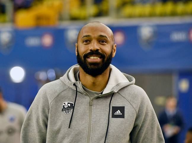Henry struggled at Monaco but has been linked with the Bournemouth job for his work at Montreal Impact. Image: PA Images