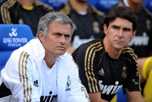 Mourinho won La Liga with Real. Image: PA Images