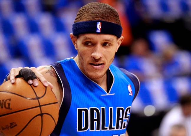 Delonte West last played in the NBA in 2012 for Mark Cuban's Dallas Mavericks. Credit: PA