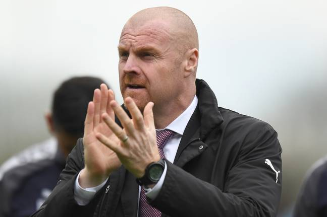 Burnley will probably be in Europe next season because of Dyche. Image: PA Images