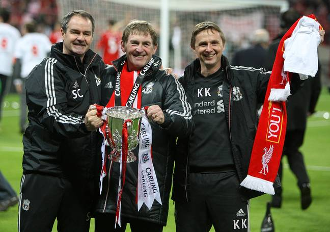 Dalglish had two spells as manager of Liverpool. Image: PA Images