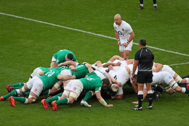 Ireland's game against Italy is already suspended and England's could follow. Image: PA Images