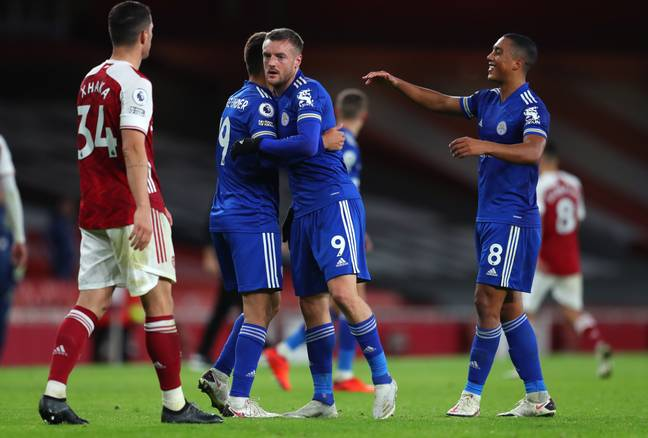 Leicester City's 1-0 victory over Arsenal was on pay-per-view last weekend. (Image Credit: PA)