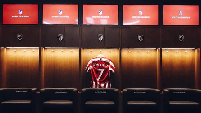 Image: Atletico Madrid
