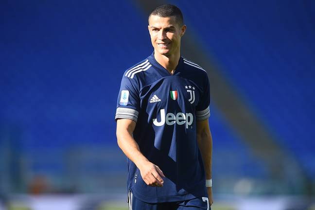 CR7 takes up a big proportion of Juventus' wage bill. Credit: PA