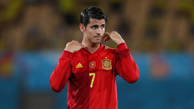 There have been 30 goals scored in the eight matches involving Spain and Switzerland at Euro 2020