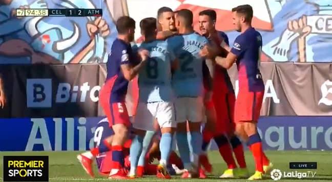 Credit: Premier Sports/Twitter