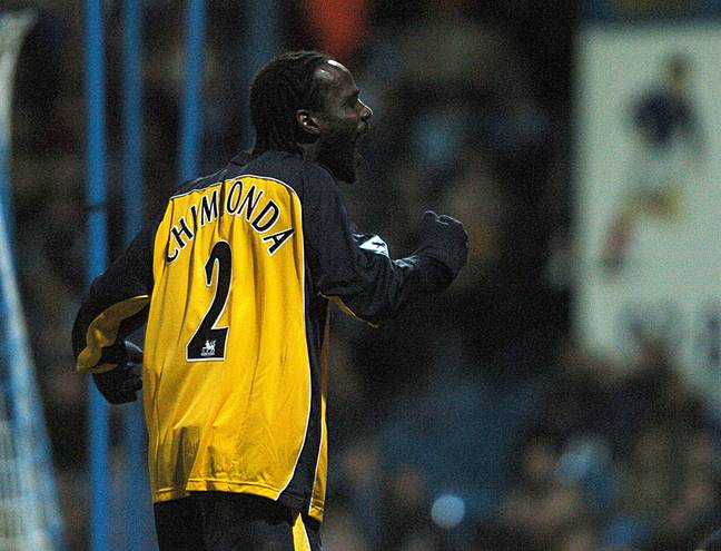 Chimbonda had an excellent season for Wigan. Image: PA Images