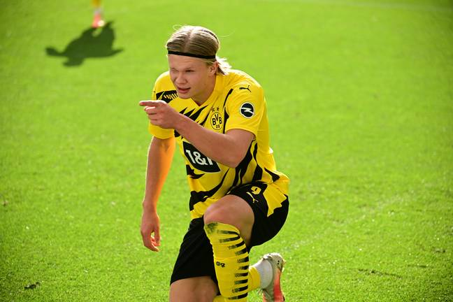 Dortmund want Haaland to stay. Image: PA Images