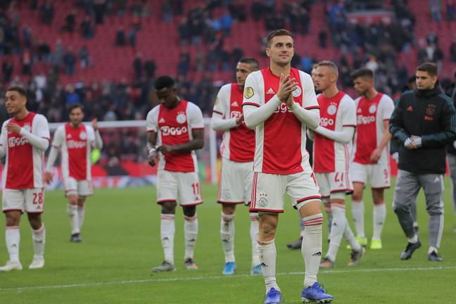 Ajax continue to impress despite losing some of their best players in the summer