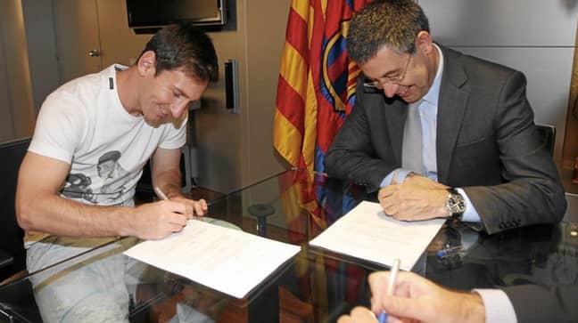 Image: FC Barcelona