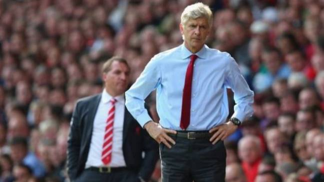 Wenger was always unlikely to return to England. Image: PA Images