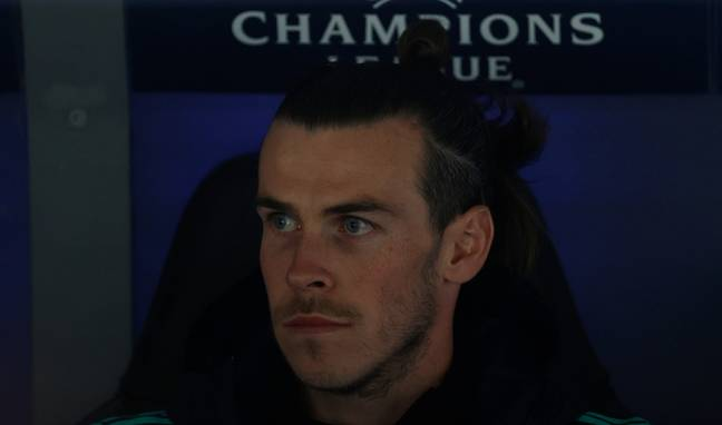 Bale has been linked with United. Image: PA Images