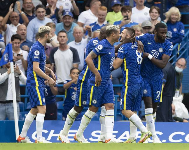Chelsea have enjoyed comfortable 3-0 wins at Stamford Bridge so far this term and have scored goals in both halves of those games