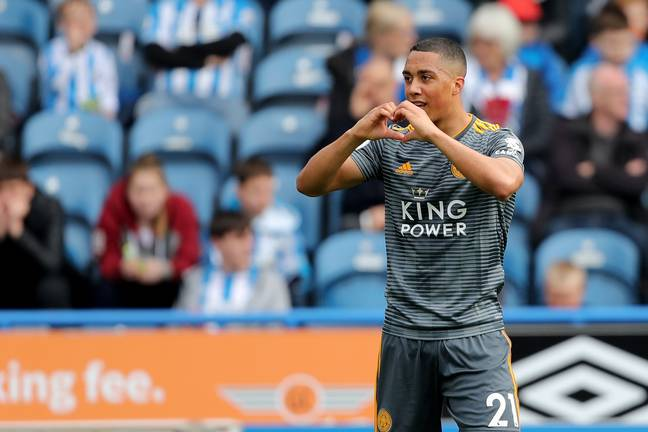 Tielemans has been a success at the King Power Stadium. Image: PA Images