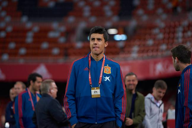 Rodri looks likely to join from Atleti. Image: PA Images