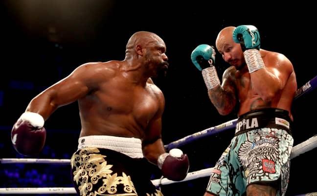 Derek Chisora faces fellow heavyweight Joseph Parker on Saturday night in Manchester