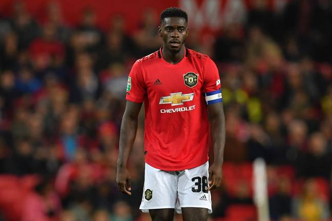 Axel Tuanzebe could become Newcastle United's first summer signing