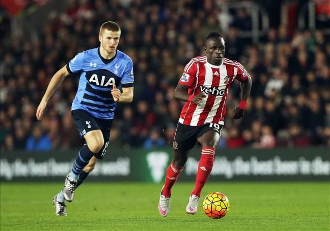 Louis van Gaal wanted Mane from Southampton. Image: PA Images