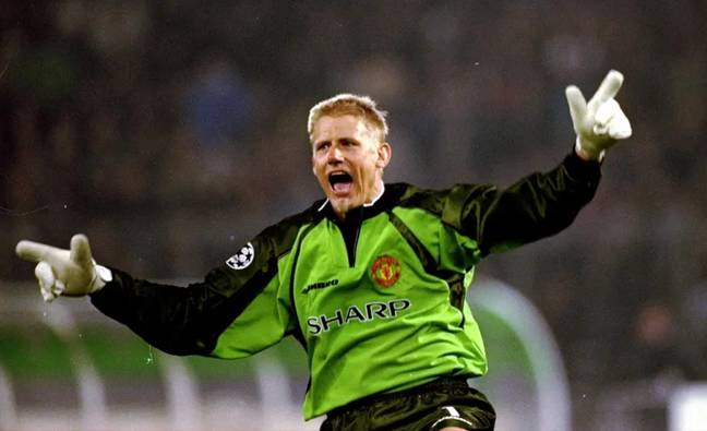 Peter Schmeichel is regarded as one of the Premier League's most legendary goalkeepers