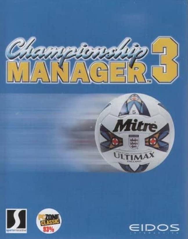 Image: Championship Manager 3