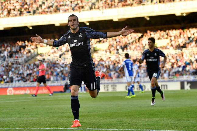 Could Bale finally be about to leave? Image: PA Images