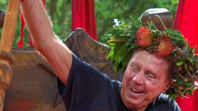 Harry Redknapp is the only football person to have won the show. Image: PA Images