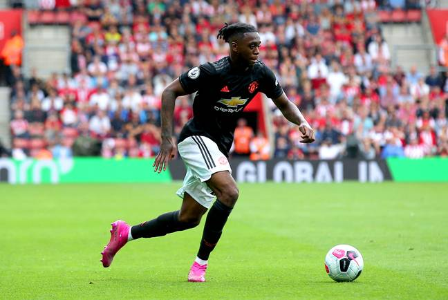 Wan-Bissaka was a good signing for United but it wasn't enough. Image: PA Images