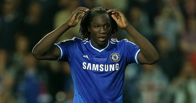 Romelu Lukaku is reportedly just 48 hours away from completing his £100m to Chelsea this summer