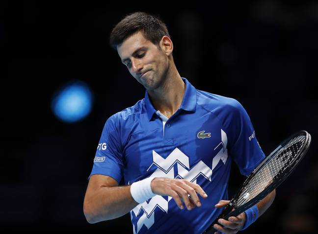 Novak Djokovic has lead the chorus of players who are unhappy with their hotels. Credit: PA