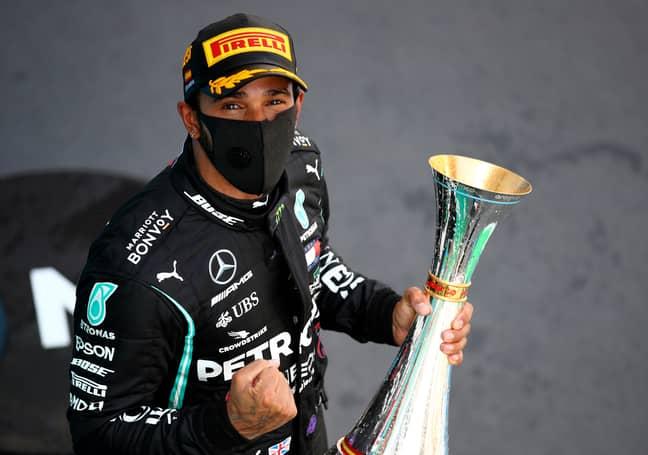 Six-time Formula One World Champion Lewis Hamilton. Credit: PA