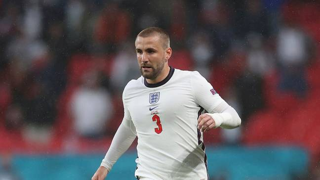Luke Shaw has been one of England's standout players at this summer's European Championships (Image: PA)