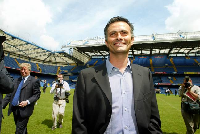 Chelsea paid Jose Mourinho £5million a year in 2004 when they brought him in from Porto