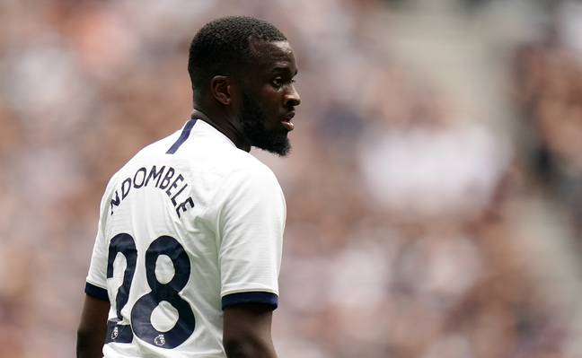 Ndombele is Spurs most expensive signing. Image: PA Images