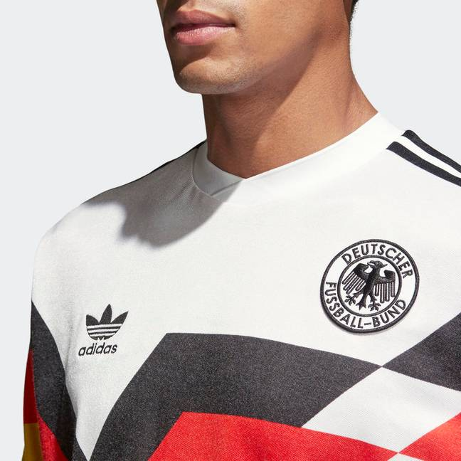 What a beautiful shirt. Images: Adidas