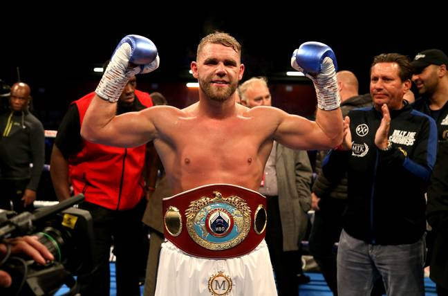 Saunders believes he's capable of beating the hard-hitting Mexican