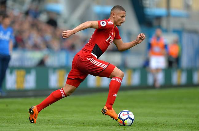 The second half of the season was a lot more difficult than the first for Richarlison. Image: PA Images