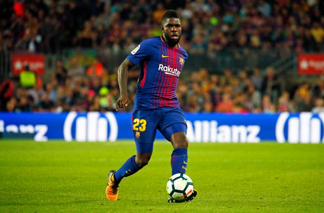 De Ligt's move to Juve may have saved Umtiti's Barca career but he could still leave. Image: PA Images