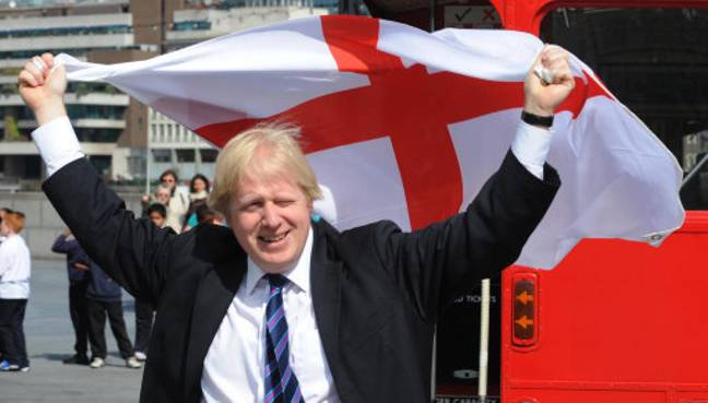 Boris Johnson. Credit: PA