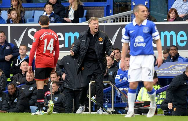 Moyes got less compensation after failing to qualify for the Champions League. Image: PA Images