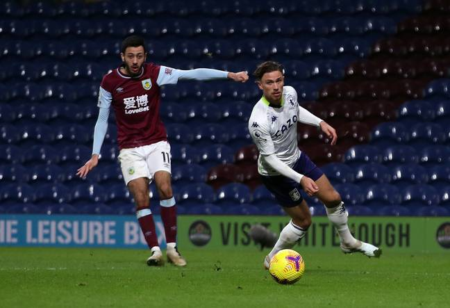 Dwight McNeil has continued to impress for Burnley. Image: PA Images