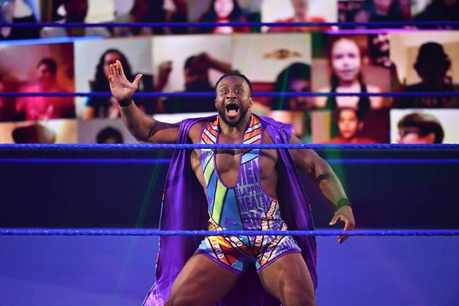 Big E has become a singles competitor over the last few months. (Image Credit: WWE)