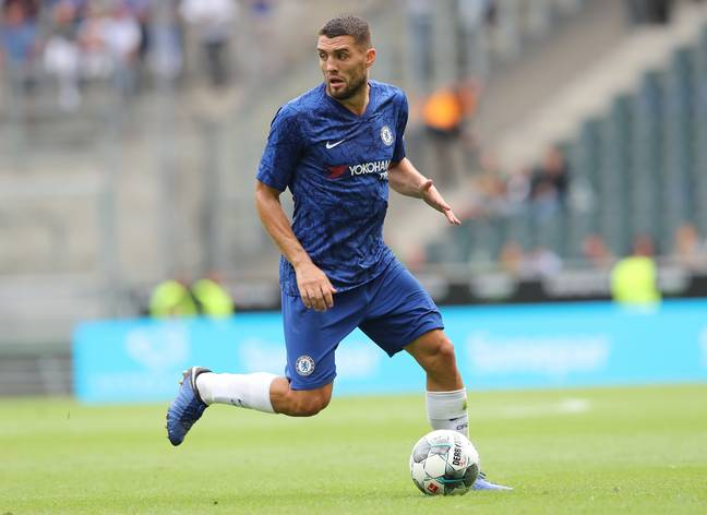Kovacic was the only player to move to transfer banned Chelsea after his loan spell last season included an option to buy. Image: PA Images