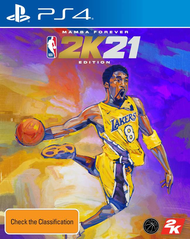The NBA 2K21 Mamba Forever Edition is also available for purchase. Credit: 2K